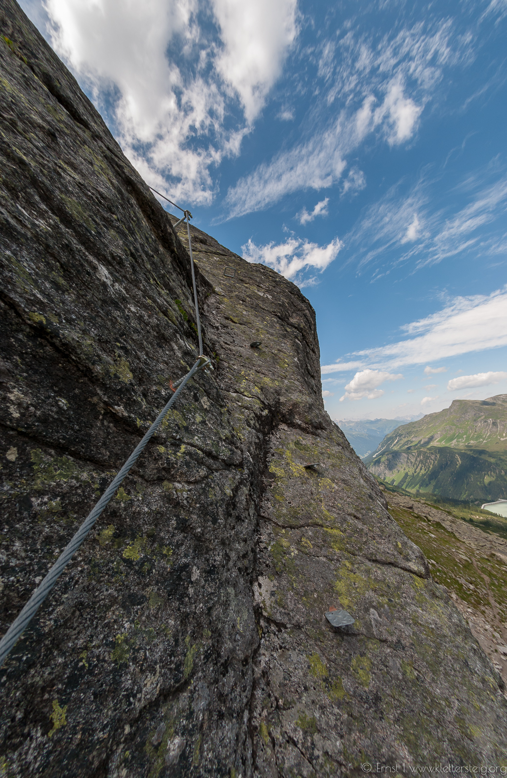 Silvapark Juli 2007 Klettersteig