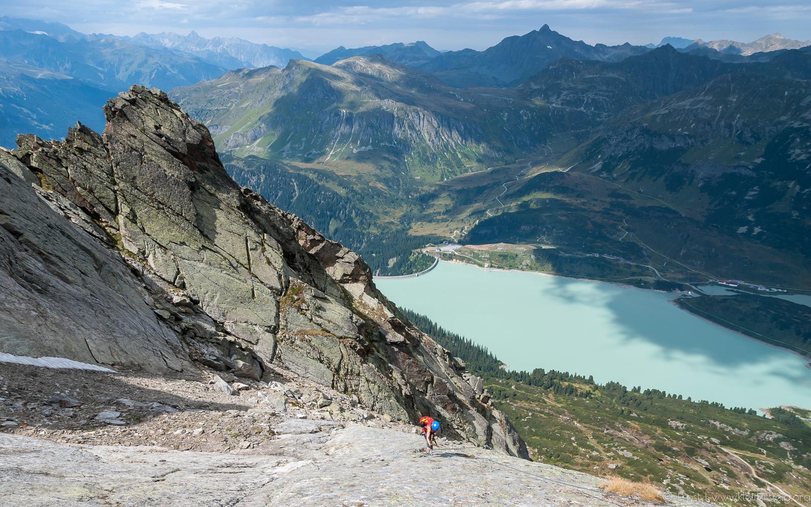 Silvapark Klettersteig Galtür - Balunspitze
