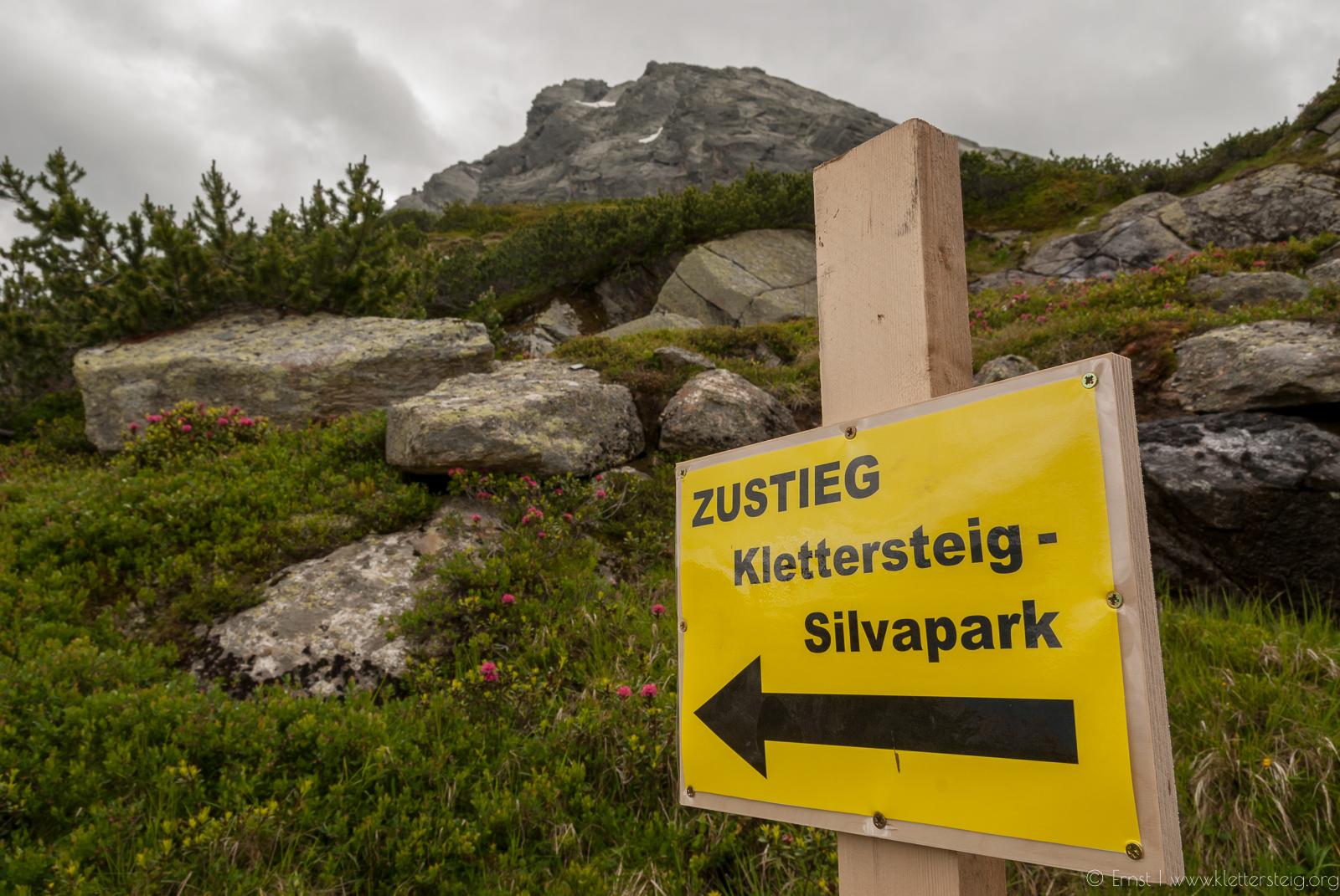 SILVAPARK Zustieg/Abstieg 20070630